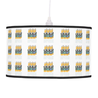 Sixpack Beer on Tour Zn1pu Pendant Lamp