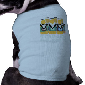 Sixpack Beer on Tour Zn1pu Shirt