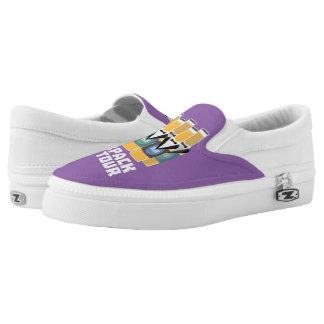 Sixpack Beer on Tour Zn1pu Slip-On Sneakers