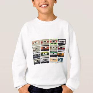 Sixteen Audio Cassettes Sweatshirt