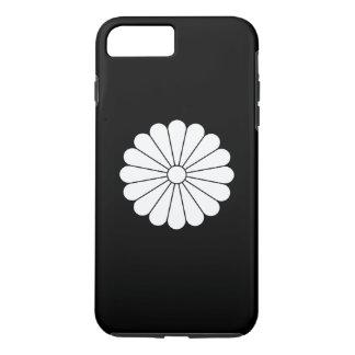 Sixteen-petaled chrysanthemum iPhone 7 plus case