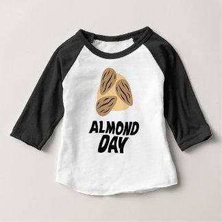 Sixteenth February - Almond Day Baby T-Shirt