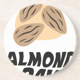 Sixteenth February - Almond Day Coaster