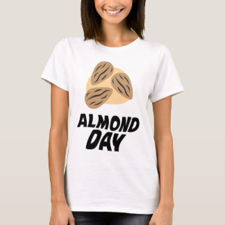 Sixteenth February - Almond Day T-Shirt