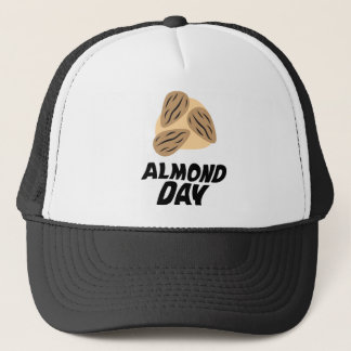 Sixteenth February - Almond Day Trucker Hat