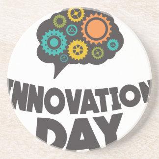 Sixteenth February - Innovation Day Coaster