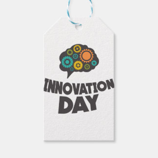 Sixteenth February - Innovation Day Pack Of Gift Tags
