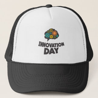 Sixteenth February - Innovation Day Trucker Hat