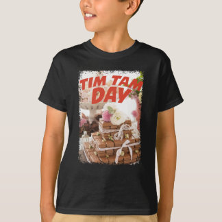 Sixteenth February - Tim Tam Day T-Shirt