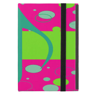 Sixteenth Note Musical Symbol Cover For iPad Mini