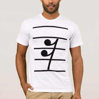 sixteenth rest T-Shirt