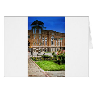 Sixteenth Street Baptist Church 102 Card