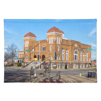 Sixteenth Street Baptist Church Placemat