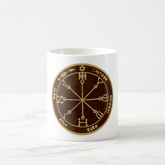 Sixth Pentacle of Mars Coffee Mug