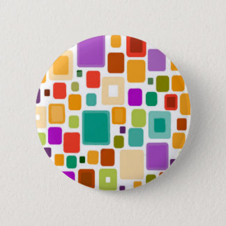 Sixties Pop 2 Inch Round Button