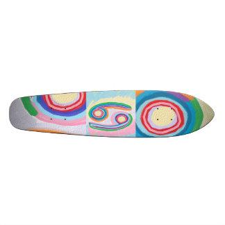 SIXTYNINE Symbolic Gay Art Skateboard