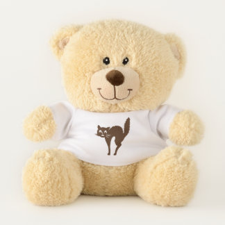 """Size: 11"""" Sherman Teddy Bear You're never too old"""