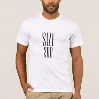 Size 20B t shirt