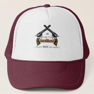 SIZE Matters! Trucker Hat