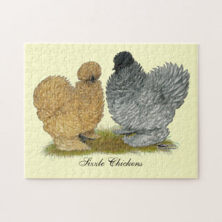 Sizzle Chickens Puzzles