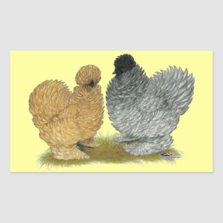 Sizzle Chickens Sticker