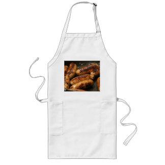 Sizzling sausage apron