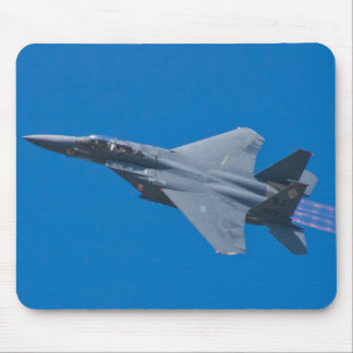SJ AF 87 0179 F-15E Strike Eagle Bank mousepad