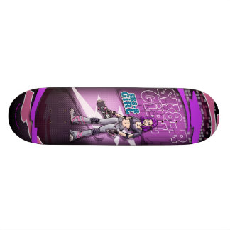 SK8-R WINK GiRL Skate Board Decks