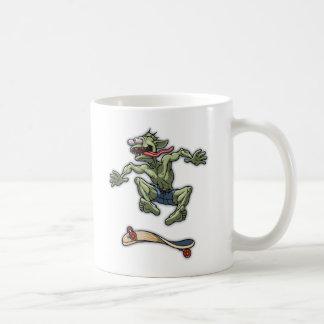 Sk8fish Fred Coffee Mug