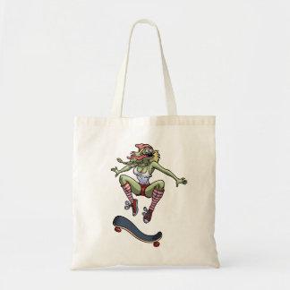 Sk8frog Fran Tote Bag