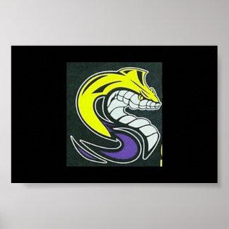 SK Cobra Poster