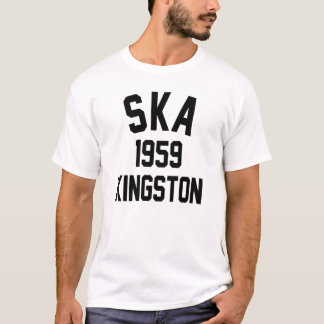 Ska 1959 Kingston T-Shirt