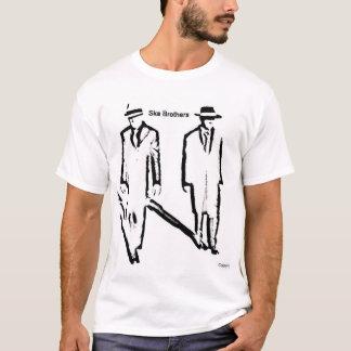 Ska Brothers Logo for Men's White Shirts