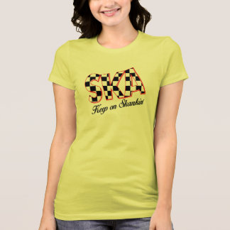 Ska, Checkered Shirt