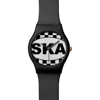 Ska Euro Car Decal Watch