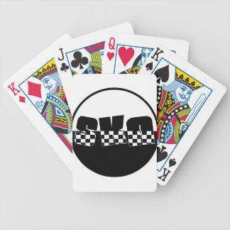 Ska Poker Deck