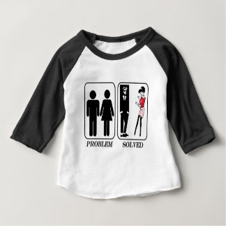Ska Problem Solved Baby T-Shirt