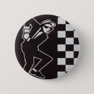ska skanking guy 2 inch round button