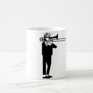 Ska Trombone Walt Jabsco Coffee Mug