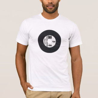 Ska Two Tone Record Shirt