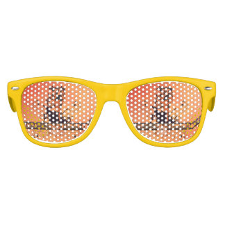 Skadeboarder Party Sunglasses