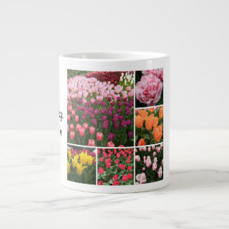 Skagit Valley, WA tulips mug