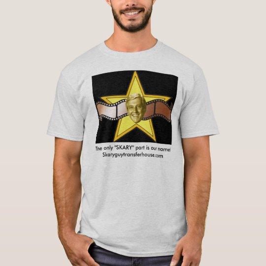 Skaryguytransferhouse mans t shirt