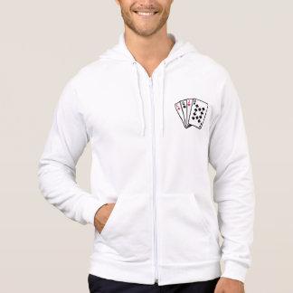 Skat cards hoodies