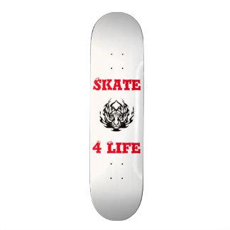 SKATE 4 LIFE SKATEBOARD DECK
