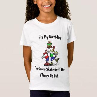 Skate Birthday T T-Shirt