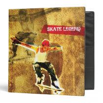 Skate Board Binder binders