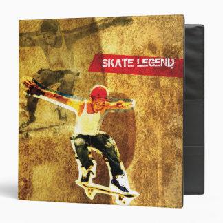 Skate Board Binder