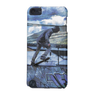 Skate-boarder Fine Art Grunge Sports Case