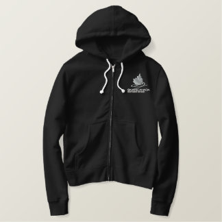 Skate Canada Northern Ontario Logo Wear Embroidered Hoodie